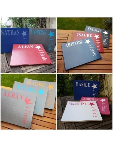 Album pour photos de classe...