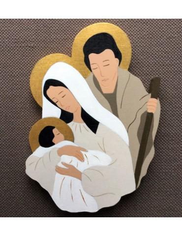 Sainte Famille 15 cm ou 20 cm