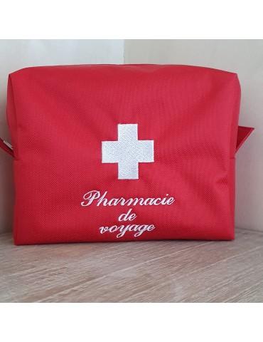 Trousse pharmacie ou allergie