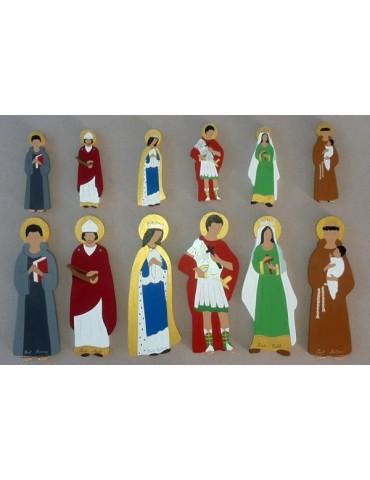Saint Patron 12cm -16cm -...