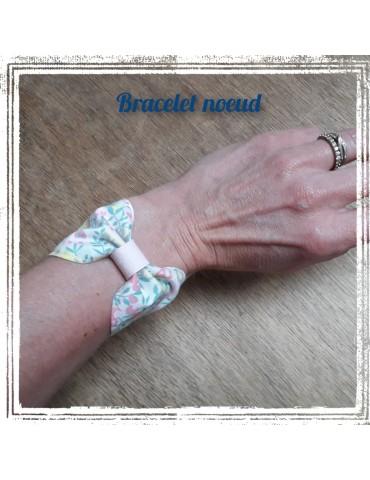 Bracelet Noeud (Personnalisable!)