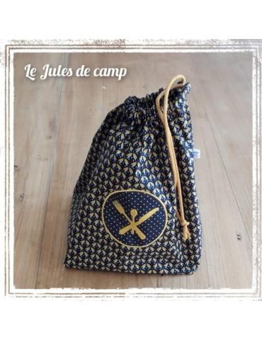 Jules version sac de camp