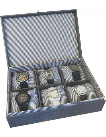 Boite 6 montres