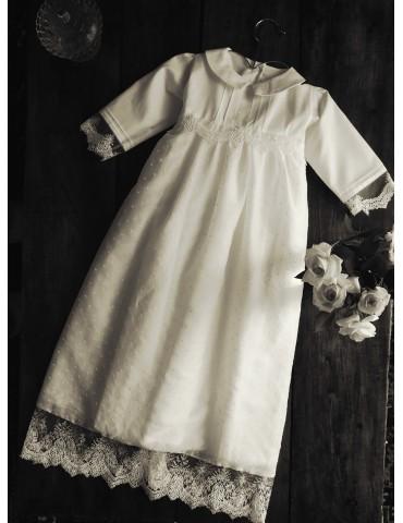 """Robe de baptême """"Castille"""""""