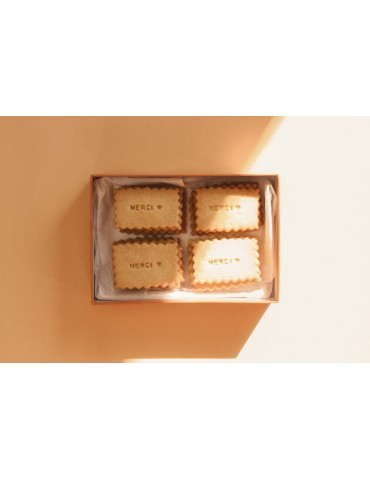 COFFRET 24 BISCUITS