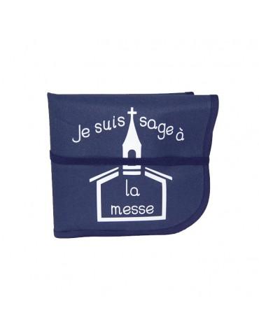 Agnès, la crèche/messe...