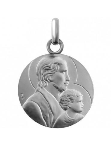 Médaille de baptême Saint...