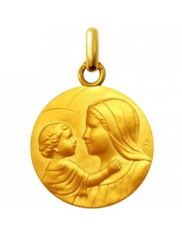 Médaille de baptême Notre...