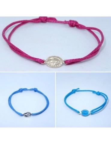 Bracelet mini médaille...